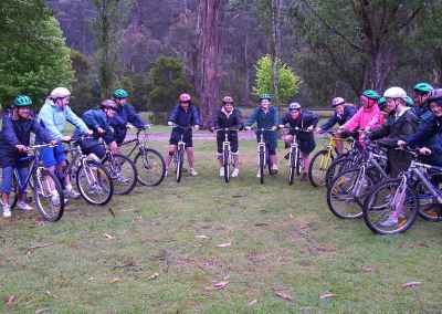bike riding charnwood - charwood gallery
